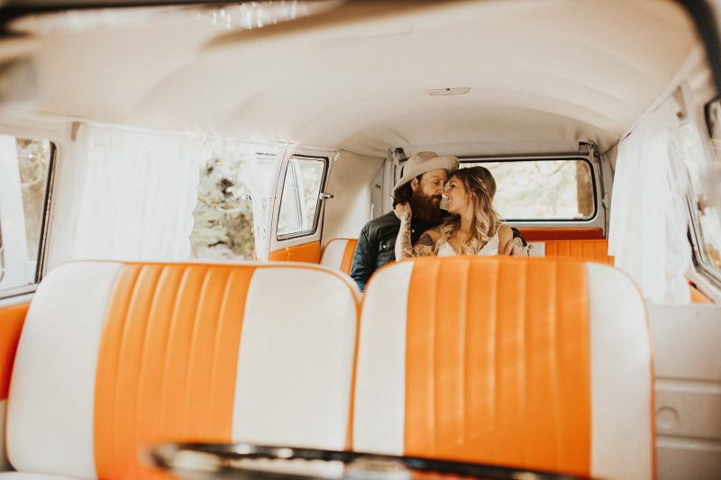 Intimate Pacific Northwest Elopement