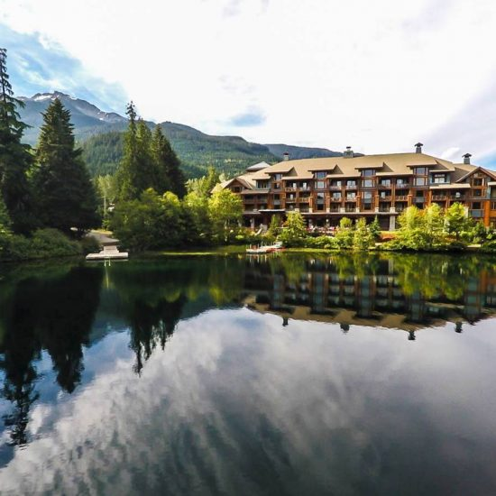 Nita Lake Lodge: A Dreamy Destination Wedding Location