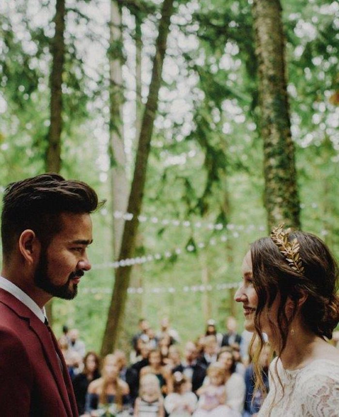 A Picture Perfect Wilderness Wedding