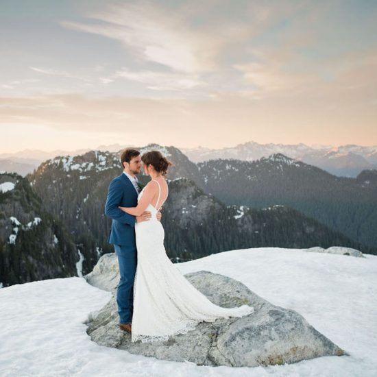 Mount Seymour Elopement Inspiration