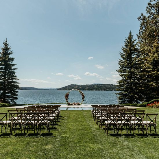 Host your Happily Ever After at the Hagadone Event Center