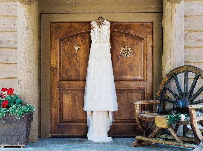 A Sweet Summertime Montana Wedding