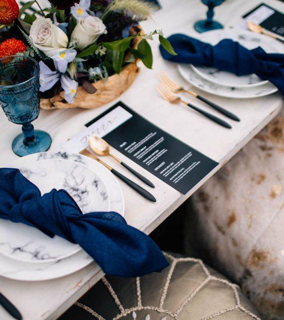 Vibrant Floral Wedding Inspiration