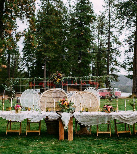 Autumn Equinox Wedding at River's Edge