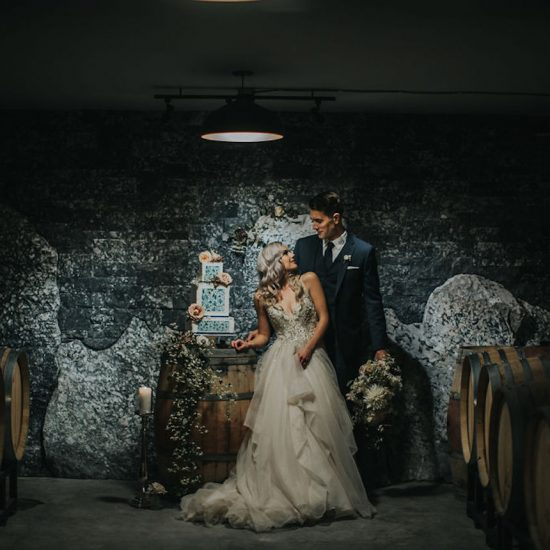 Deep Cove Winery Wedding Inspiration