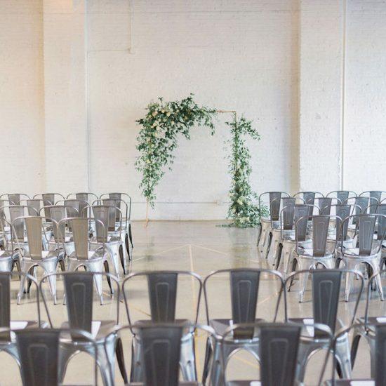 Urban Wedding at Skylight 828
