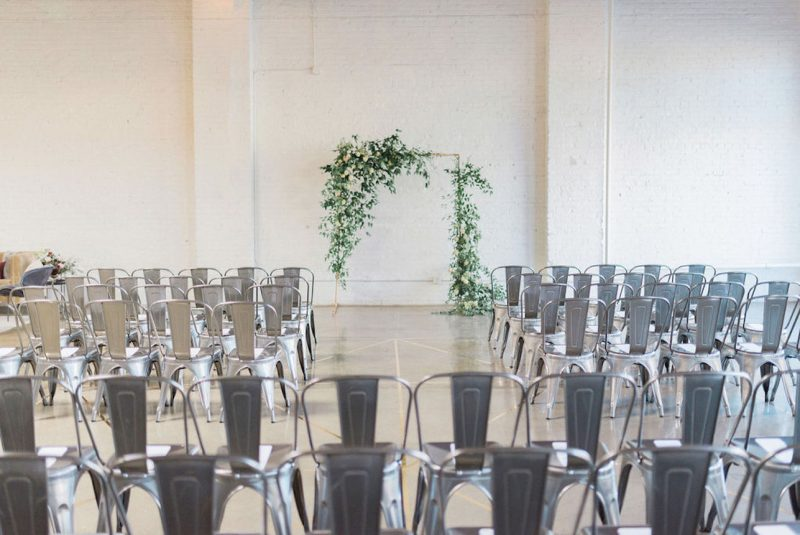Urban Wedding at Skylight 828