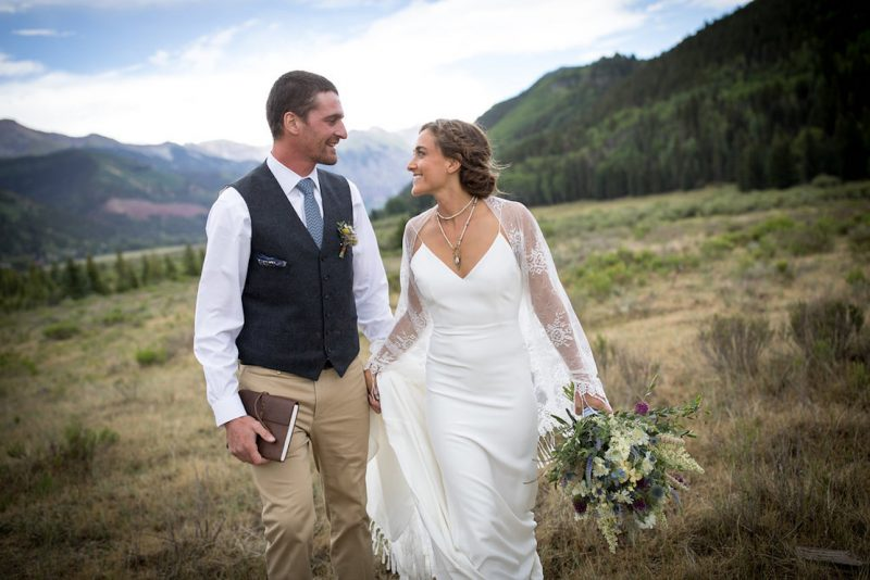 A Summer Wedding in Telluride
