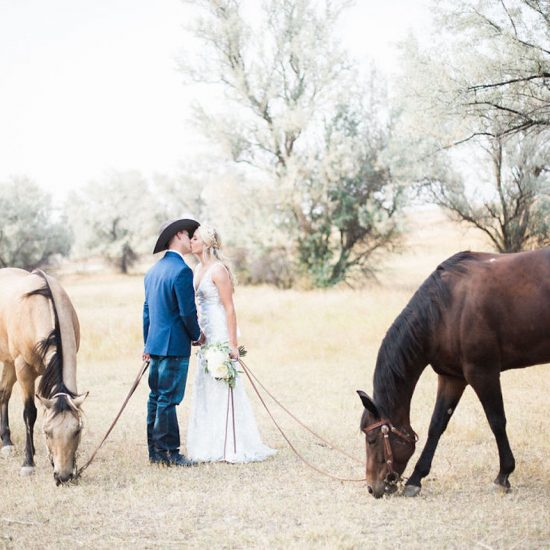 Montana Family Ranch Wedding