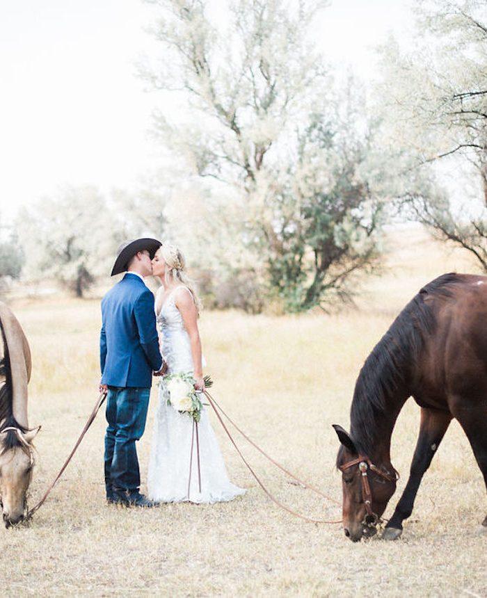 Montana Family Ranch Wedding
