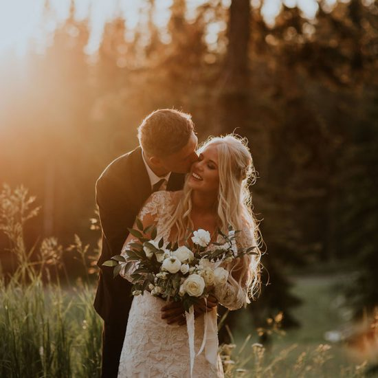 Mountaintop Wedding at Brundage Resort
