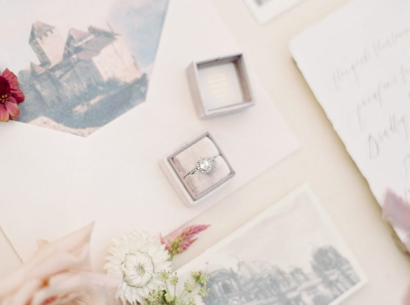 Enchanting Bridal Inspiration