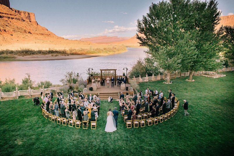 Red Cliffs Lodge Wedding