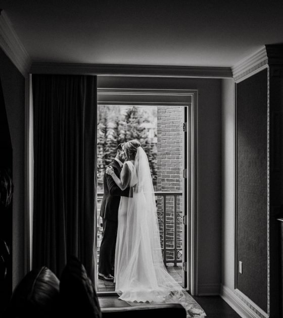 October Wedding at The St. Regis