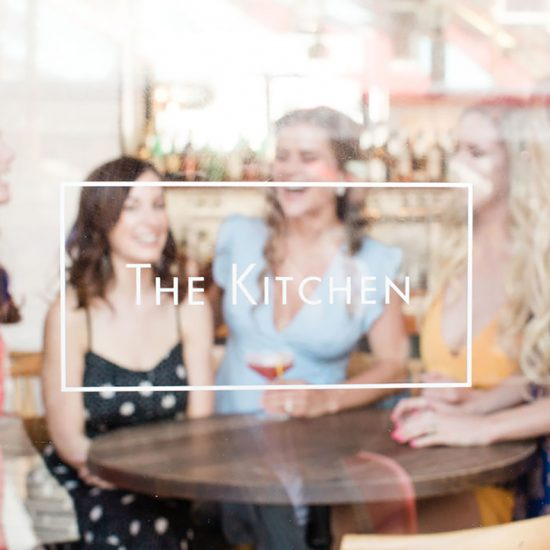 Host an Unforgettable Bridal Brunch at The Kitchen