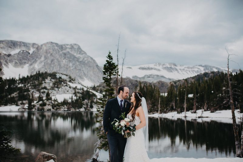 Intimate Wedding at The Libby Lodge