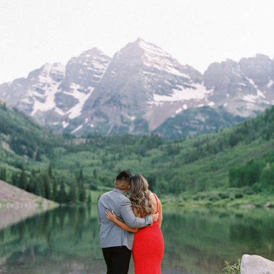 Summer Solstice Engagements in Aspen