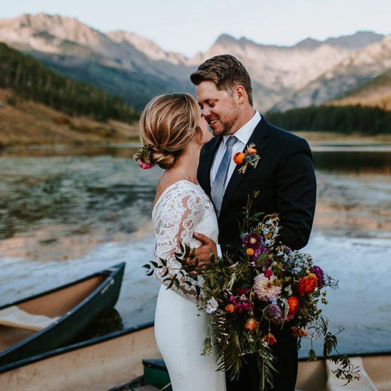 Piney River Ranch Summer Wedding