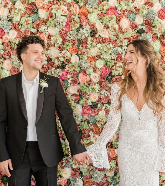 Modern Bohemian Wedding Inspiration