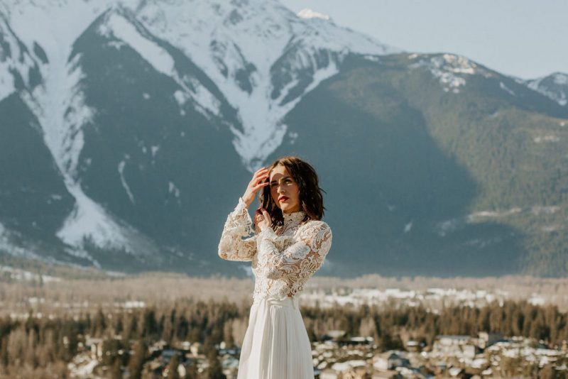 Mount Currie Bridal Inspiration