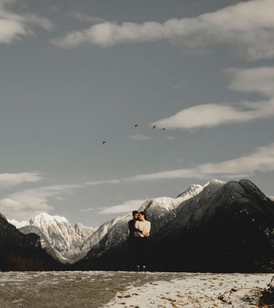 Pitt Lake Engagements