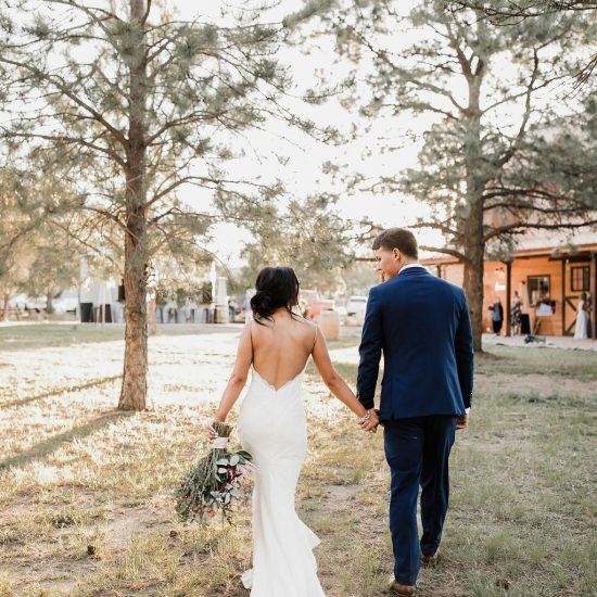 New Mexico Wedding at the Enchanted Vine Barn
