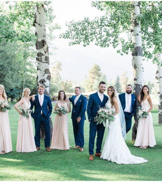 Destination Jackson Hole Wedding