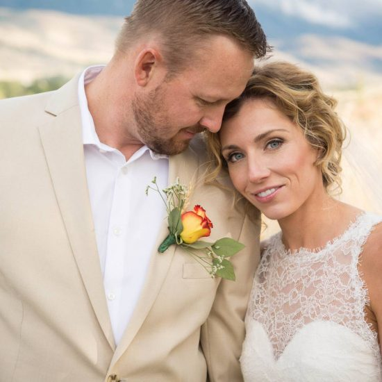 Paradise Valley Fall Wedding