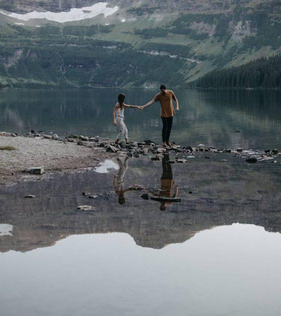 Waterton Lakes Anniversary Shoot