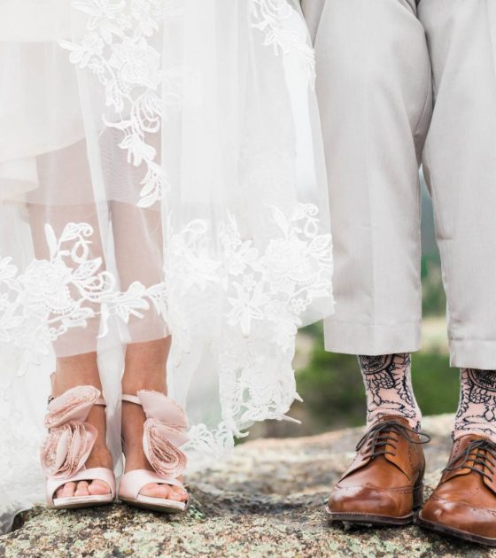 Estes Park Summer Wedding