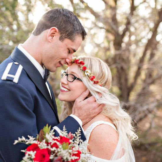Albuquerque Military Elopement
