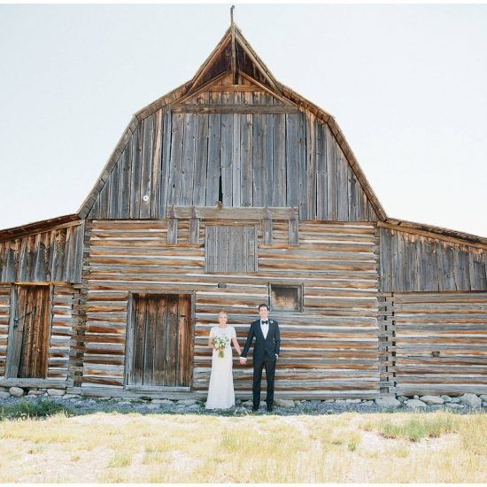 Jackson Hole Destination Wedding