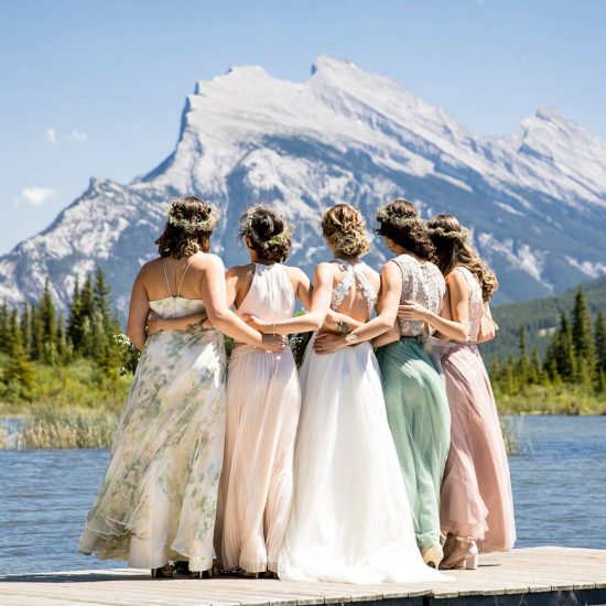 Mount Norquay Summer Wedding
