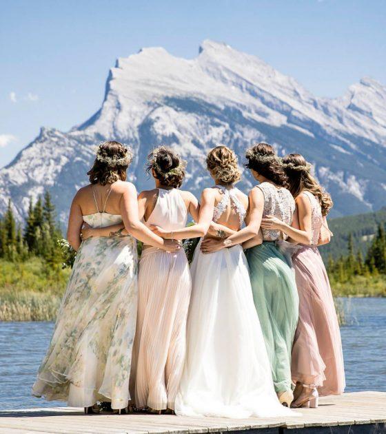 Mount Norquay Summer Wedding
