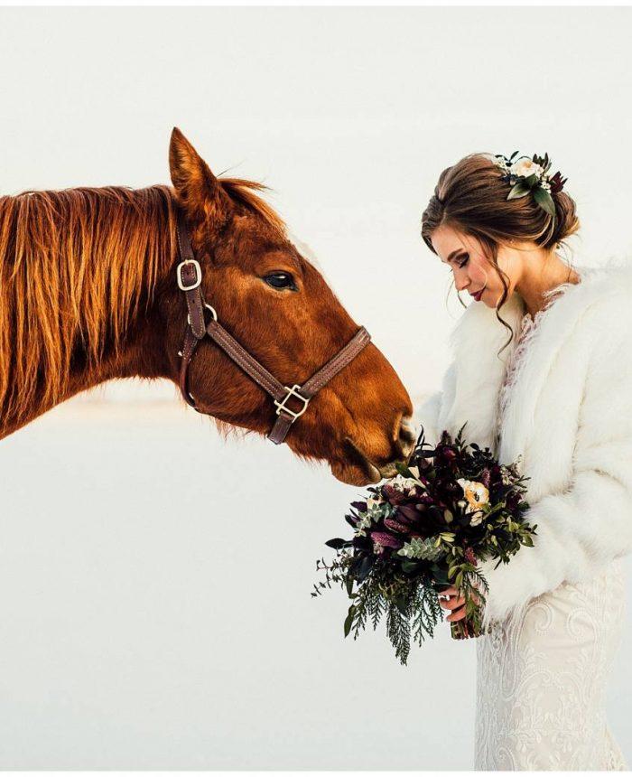 Rustic Bridal Shoot Inspiration