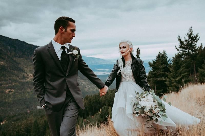 Private Mountain Estate Wedding
