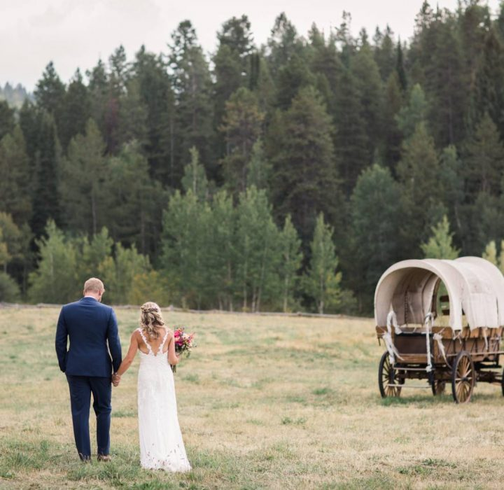 Small Town Ranch Wedding