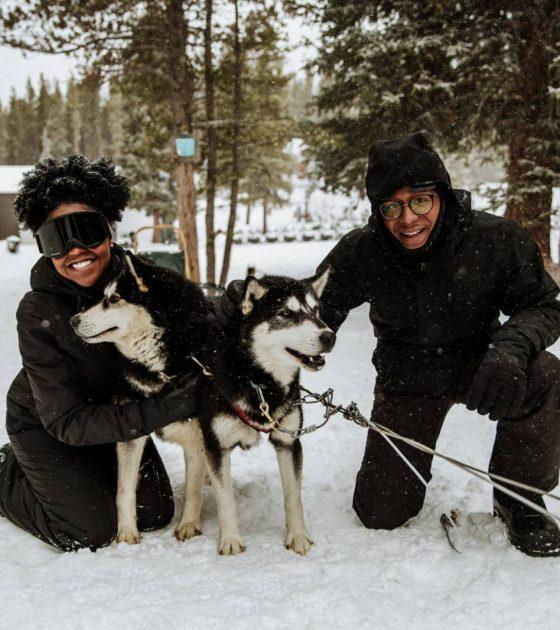 Colorado Adventure Engagement