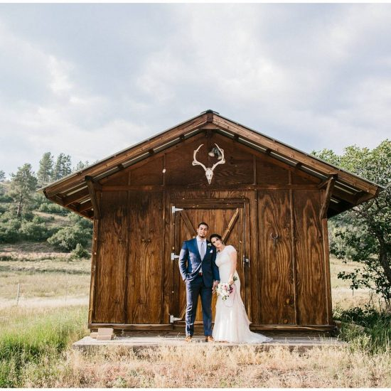 Southern Colorado Ranch Wedding