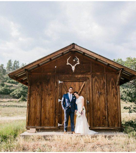 Southern Colorado Ranch Wedding