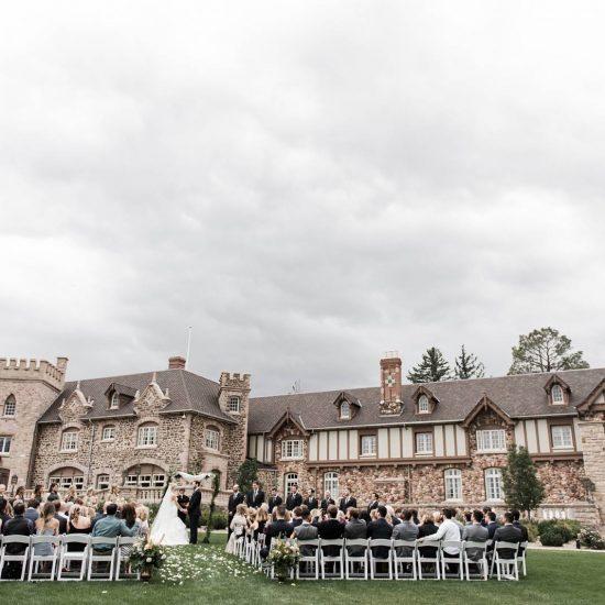 Classic Historic Estate Wedding