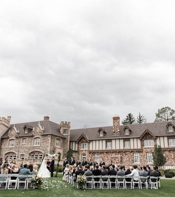 Classic Historic Estate Wedding