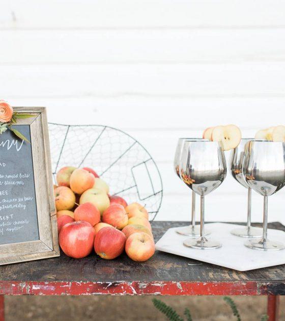 Wyoming Farmhouse Wedding Inspiration