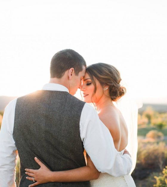 Red, White and Blue Santa Fe Wedding