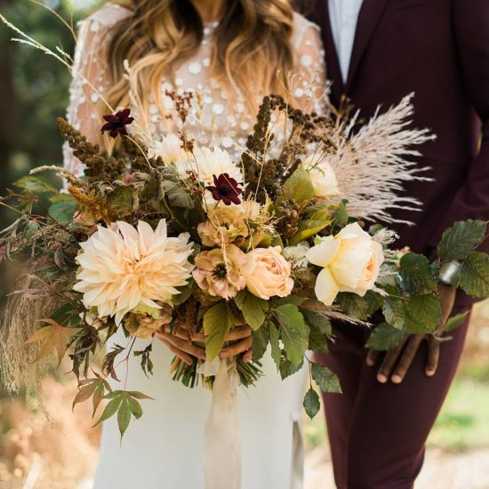 Fall Inspired Bridals