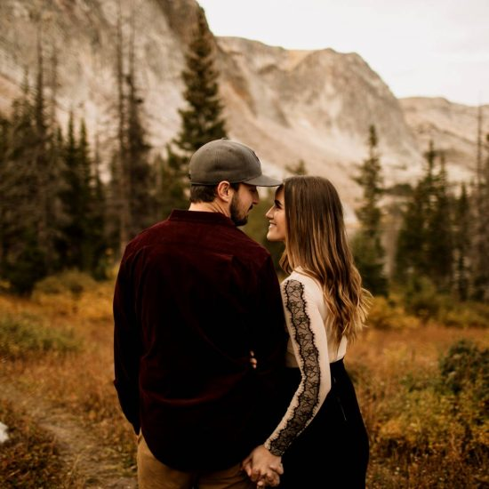 Medicine Bow Engagement Session