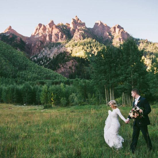Timeless Maroon Bells Elopement | Aspen Elopement
