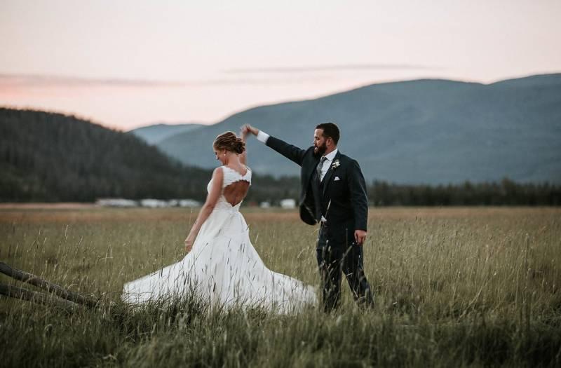 Rustic Summer Ranch Wedding