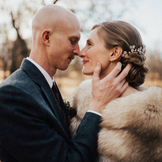 Simply Elegant Colorado Springs Wedding
