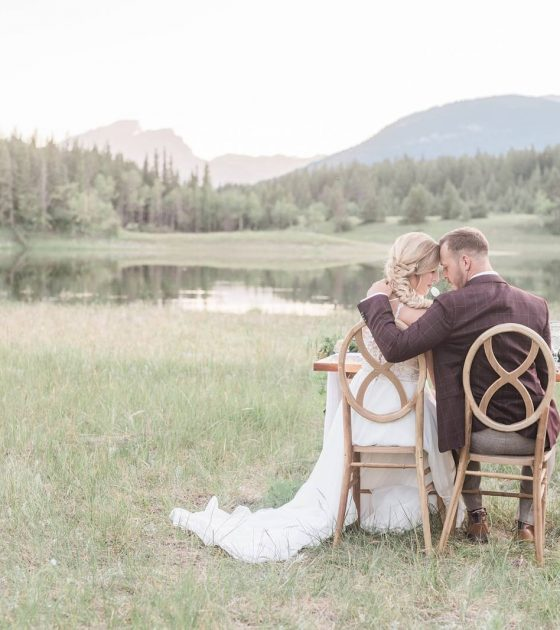 Canada Day Wedding Inspiration